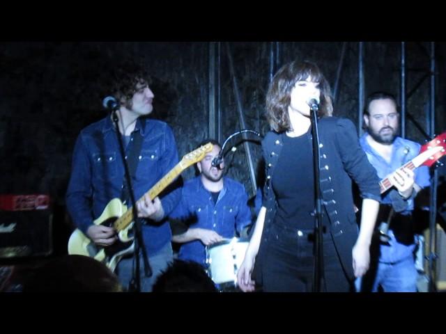 Vídeo de un concierto en la sala Cantabria de Santander.