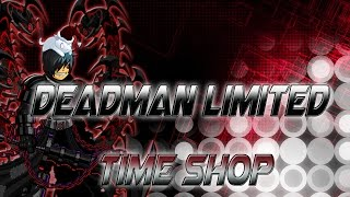AQW: Deadman Limited Time Shop! (Based upon Deadman Wonderland and Tokyo Ghoul!)