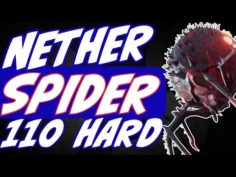 DT 110 NEW Nether Spider eek! Test Server Raid Shadow Legends