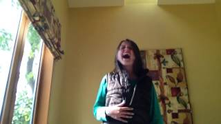 Rolling the deep (cover) by izzy
