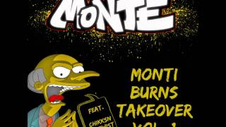 Monte feat. McTwist - Fly /Monti Burns Takeover vol.1
