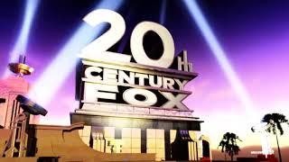 (REUPLOAD) FAKE 20th Century Fox's NEWER Logo 2018 present