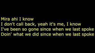 A.CHALK - Love N Hennessy (Lyrics)