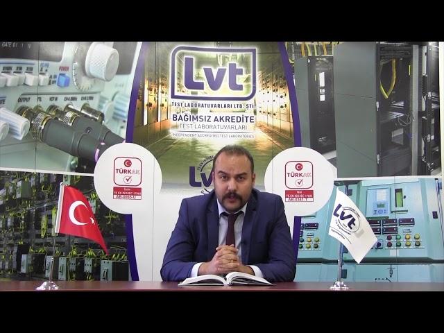 TS EN 60598 Standart Eğitimi (Mustafa Yetişen)