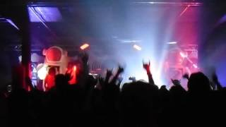 Crown The Empire - Aftermath live at Alamo City Music Hall in San Antonio, Texas