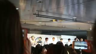 170807 UP10TION Stardom Event in Japan - Everyday @ OCAT Namba