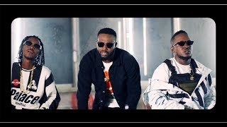 DJ Neptune - Blood & Fire (feat. M.I. Abaga & Jesse Jagz) [Official Video]