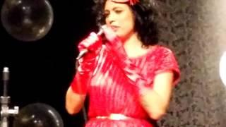 Clara Moreno no SESC Ipiranga - Vem Morena Vem