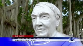 Lugares para visitar en Fort Myers