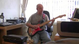 End Of The World-John Mason guitarist from Treherbert Rhondda,South Wales