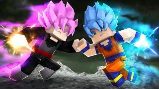 Intro Para O Canal Black Vs Goku!!!!