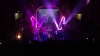 Glass Candy - Warm in the Winter (Live at Tower Theater) [clip]