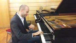 Flight Of The Bumblebee - Rimsky-Korsakov/Rachmaninoff, Hummelflug - Rimsky-Korsakov