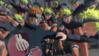 Heaven Shaking Event (Full Version) -- Naruto Shippuden Soundtrack 1, Track 2