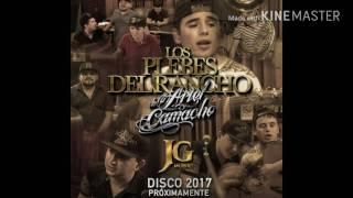 """Los Plebes Del Rancho - """" Que Lastima """" (Estreno 2017) (CON LETRA)"""