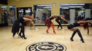 The Urban Tease: Teyana Taylor- Broken Hearted Girl @rhajanai @urbanqueen choreography