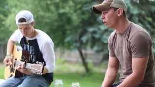 """Stay A Little Longer"" (Brothers Osborne Cover) Performed by Bear Creek Brothers"