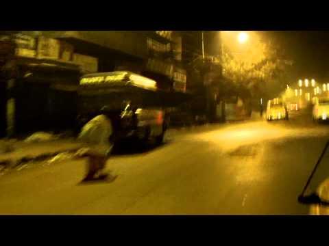 Calcutta by night