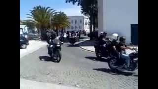 Concentração de Motos do Montijo 2013- Desfile de Motards