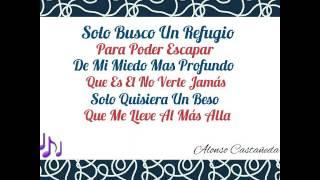 Tu eres mi libertad-Letra ♡(Luis Baca) - Sergio y Rosy - #VBQ