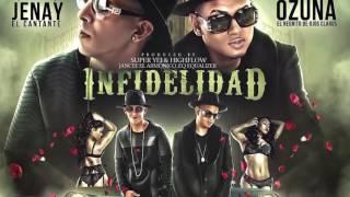 La infidelidad Ozuna ft Jenay (Audio Cover)
