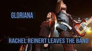 Rachel Reinert Leaves Gloriana