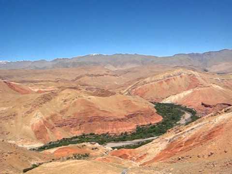View into Bou Thrarar