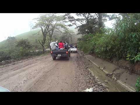 Nicaragua Morning Drive
