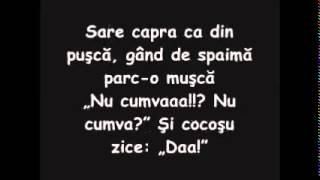 Fara Zahar - Legenda Caprei