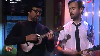 "Voodoo Marmalade ""Voodoo Hideaway"" / Luís Filipe Borges / 5 Para a Meia Noite"