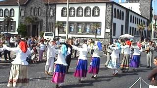Traditional folklore in São Miguel Island