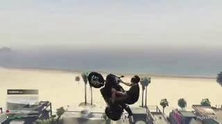 Grand Theft Auto V - Going hard in the paint