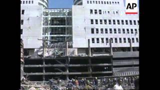 SRI LANKA: COLOMBO: 15 KILLED IN HOTEL PARKING LOT BOMB EXPLOSION