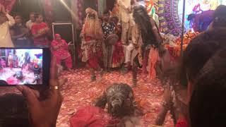 Aghori baba performance in jagran || Shiv Shakti ||Aghori Jhanki