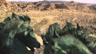 Game of Thrones Season 6: Episode #3 Clip – Daenerys walks with the Dothraki (HBO)