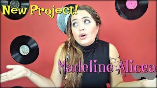 New Project! | Your Favorite 80's Rock Songs into Reggae Versions | Madeline Alicea ft. Akinoboa |