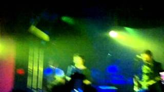 Vinyl - Zoe -  en vivo Club Vertigo - Costa Rica