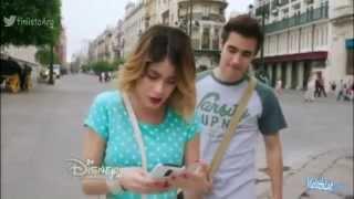 Violetta 3 - Violetta recibe un vídeo de Clement - Capitulo 78 (Disney HD)