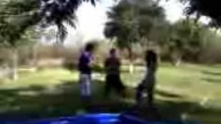 erick bailando en el rancho