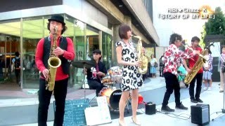 「STORY OF MY LIFE (ONE DIRECTION)」HIBI★Chazz-K STREET LIVE in 池袋 (2015/09/22)