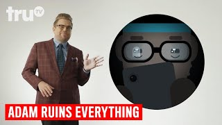 Adam Ruins Everything - Why Teens Aren't Getting Enough Sleep (Everyday Ruins) | truTV