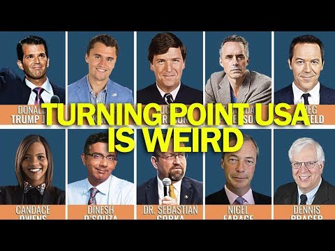 Turning Point USA Is Weird (so very weird) - 2019