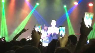 Show do Hungria Hip Hop em SMO, Música Cama de casal parte 1