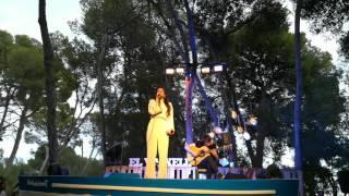 Rosalía & Raül Refree - Que nadie vaya a llorar (Vida Festival 2017)