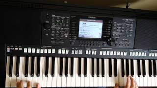 Albano & Romina Power - Ci sara (Yamaha PSR-S750 Cover)