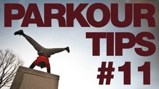 Parkour Tips #11 | Climb-ups - Accelerating into the Climb-up | Parkour Generations