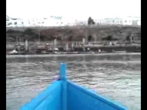Boat Ride in Morocco