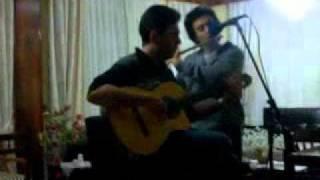 Bana Bir Masal Anlat Baba ( Gitar, Solist : Tolga Ünüvar , Yanflüt: Çağatay)