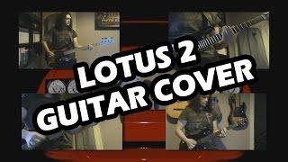 Lotus Turbo Challenge 2 - Intro/Opening Theme Music Guitar Cover - Commodore Amiga