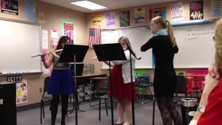 Tchaikovsky flute trio